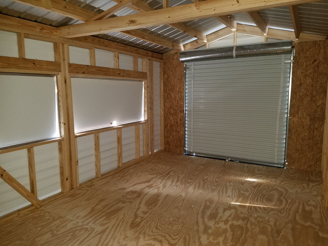Custom Built Welcome To Harris Storage Solutions